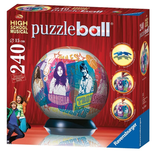 Giocattolo Puzzleball 240 High School Musical Ravensburger 0