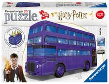 3D Puzzle. London Bus Harry Potter