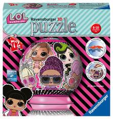 3D Puzzle. L.O.L.