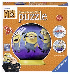 Cattivissimo Me 3 -Puzzle 72 Pezzi 3D