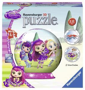 Little Charmers. Puzzle 72 Pezzi 3D