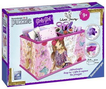 Ravensburger 12086. Girly Girl. Winx Club. Puzzle Portaoggetti 216 Pz - 3