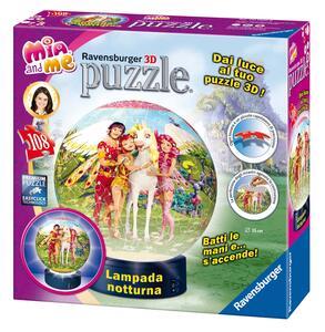 Mia&Me Puzzle 3D Lampada Notturna Ravensburger (12258) - 2