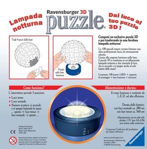 Mia&Me Puzzle 3D Lampada Notturna Ravensburger (12258) - 3