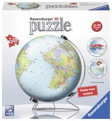3D Puzzle. 3D Globo 540 pezzi