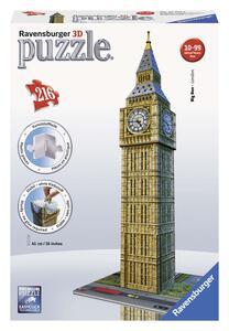 Big Ben. Puzzle 3D 216 pezzi - 2