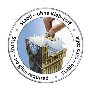 Big Ben. Puzzle 3D 216 pezzi - 3