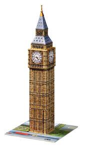 Big Ben. Puzzle 3D 216 pezzi - 6