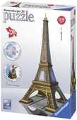 Giocattolo Puzzle 3D 216 pezzi Tour Eiffel Ravensburger