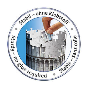 Torre di Pisa Puzzle 3D Building Ravensburger (12557) - 6
