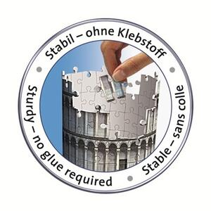 Torre di Pisa Puzzle 3D Building Ravensburger (12557) - 7