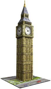 Big Ben Real Clock Puzzle 3D Building Ravensburger (12586) - 5