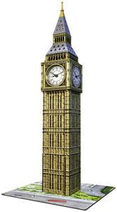 Big Ben Real Clock Puzzle 3D Building Ravensburger (12586) - 7