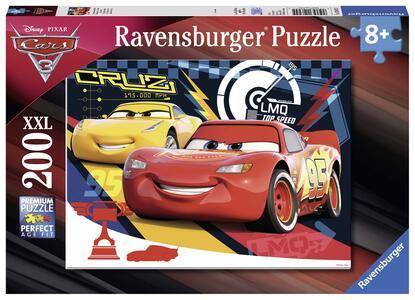 Cars 3 Puzzle 200 pezzi Ravensburger (12625)