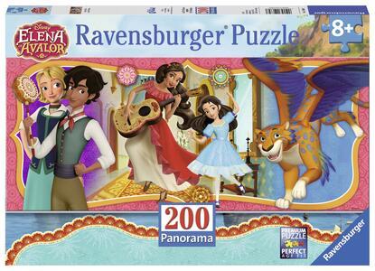 Elena di Avalor Panorama Puzzle 200 pezzi Ravensburger (12689)