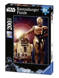 Star Wars Puzzle 200 pezzi Ravensburger (12723)