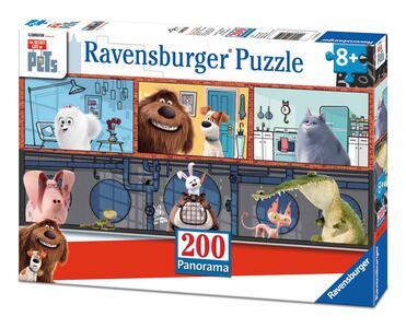 Pets Panorama Puzzle 200 pezzi Ravensburger (12834)