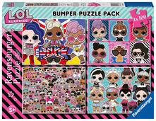 Puzzle 4x100 Bumper Pack. L.O.L.