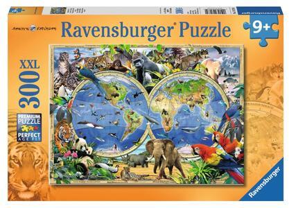 World of Wildlife Puzzle 300 pezzi Ravensburger (13173)