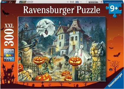 Giocattolo Ravensburger 13264 Puzzle Xxl 300 Pz Halloween Ravensburger