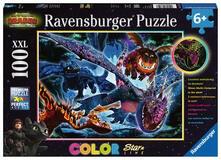 Dragons B Ravensburger Puzzle 100 pz. XXL