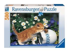 Puzzle 500 pezzi Curiosone