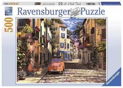 Francia. Puzzle 500 Pezzi