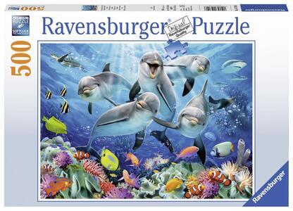 Delfini. Puzzle 500 Pezzi