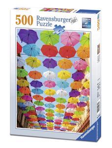 Pioggia di colori Puzzle 500 pezzi Ravensburger (14765)
