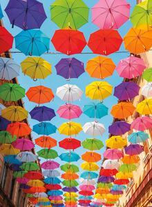 Pioggia di colori Puzzle 500 pezzi Ravensburger (14765) - 3