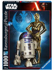 Puzzle 1000 Pz. Disney. Star Wars 9 A. Ravensburger (14990 2)
