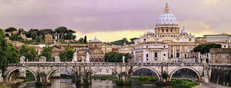 Roma Panorama Puzzle 1000 pezzi Ravensburger (15063) - 3