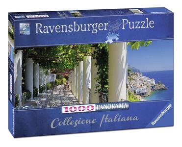 Amalfi Panorama Puzzle 1000 pezzi Ravensburger (15079) - 2