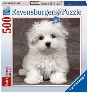 Giocattolo Puzzle cucciolo di Maltese Ravensburger 0