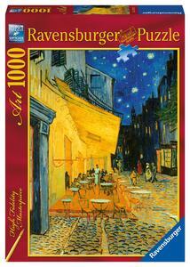Van Gogh: Caffè di Notte. Puzzle 1000 Pezzi - 3