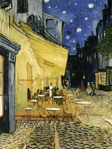 Van Gogh: Caffè di Notte. Puzzle 1000 Pezzi - 4