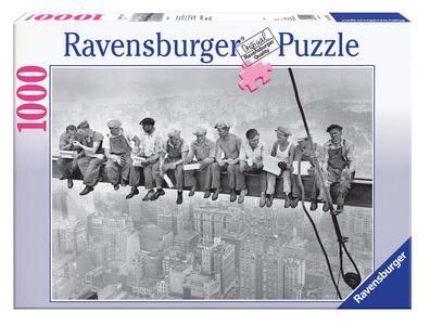 L'ora del pranzo, 1932 Puzzle 1000 pezzi Ravensburger (15618)
