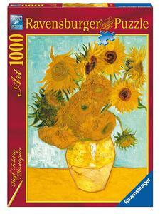 Van Gogh: Vaso di girasoli Puzzle 1000 pezzi Ravensburger (15805)