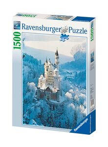Giocattolo Puzzle 1500 Neuschwanstein Ravensburger 0
