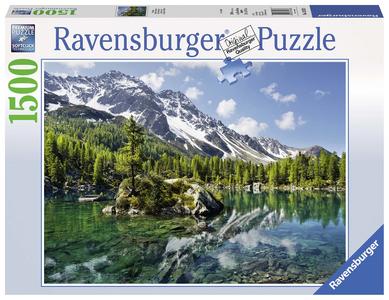 Giocattolo Puzzle 1500 pezzi Magie d'Alta Quota Ravensburger 0