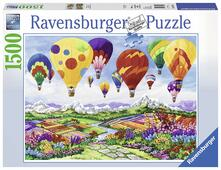 Puzzle 1500 pz. Spring in the air