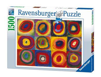 Giocattolo Puzzle Kandinsky: Studio sul colore Ravensburger 0
