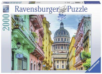 Giocattolo Ravensburger 16618. Puzzle 2000 Pz. I Colori Di Cuba Ravensburger