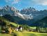Giocattolo Puzzle 2000 pezzi Dolomiti Ravensburger 1