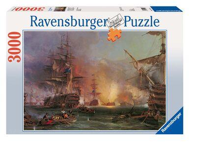 Giocattolo Puzzle 3000 Bombardamento di Algeri Ravensburger 0