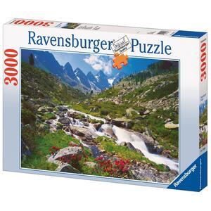 Alpi austriache Puzzle 3000 pezzi Ravensburger (17029)