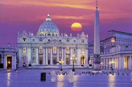 Giocattolo Puzzle 3000 pezzi Basilica di San Pietro Ravensburger 1