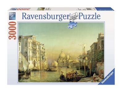 Canal Grande, Venezia Puzzle 3000 pezzi Ravensburger (17035)