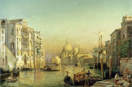 Canal Grande, Venezia Puzzle 3000 pezzi Ravensburger (17035) - 5