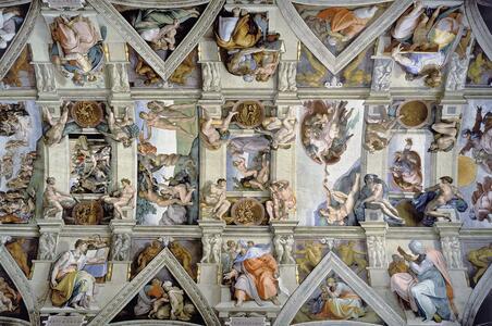 La Cappella Sistina Puzzle 5000 pezzi Ravensburger (17429) - 5